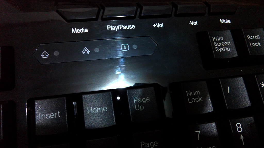 tombol multimedia