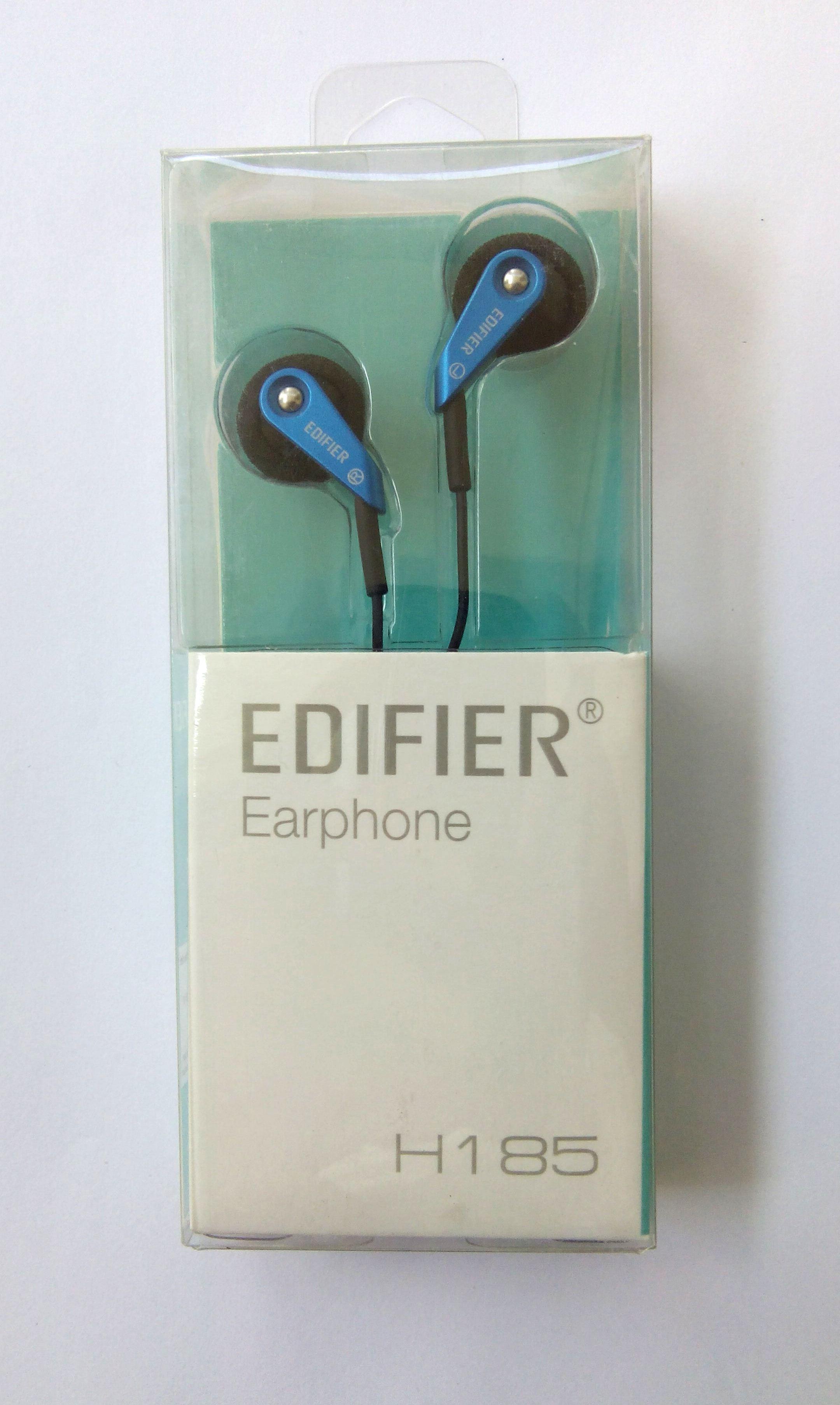 Edifier H185 in Box